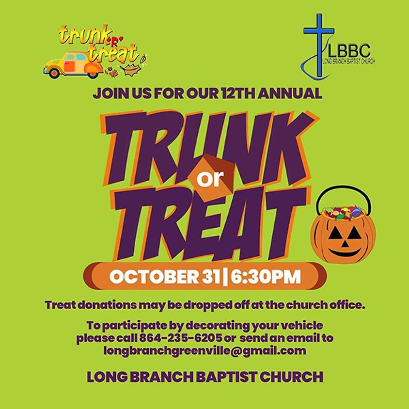 LBBC 12th Annual Trunk or Treat