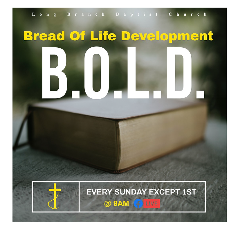 Bread of Life Development (B.O.L.D)