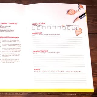 Layout Byggmax broschyr