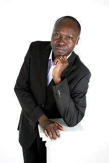 Rev. Eric Otoo, Resident minister of Rhema Miracle Centre Assemblies of God, Eltham