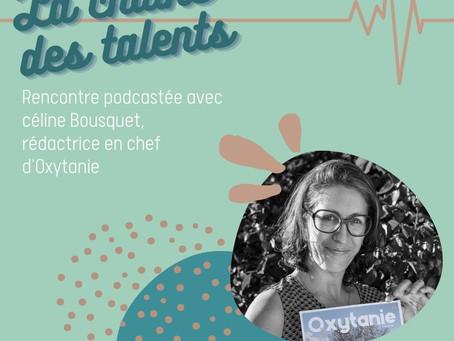Rencontre avec Céline - Au coeur du journalisme vivant et vivifiant !