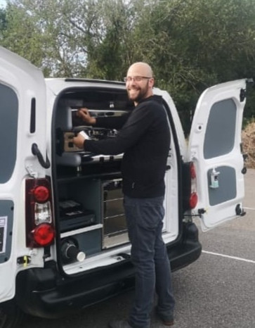 Brian - Your local mobile Barista