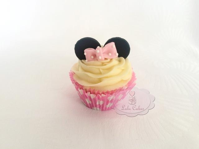 Cupake Twist Minnie Rosa