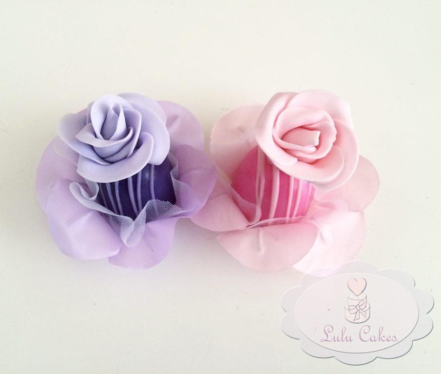 Trufas Rosas 3D