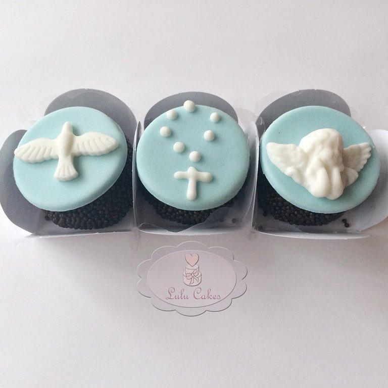 Batizado azul claro