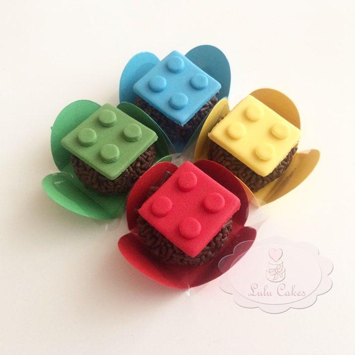 Docinhos Lego