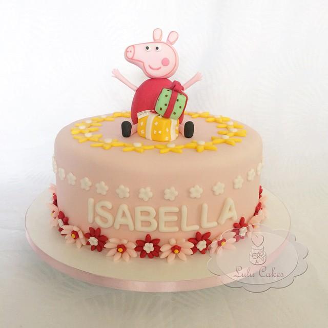 Peppa Pig Rosa