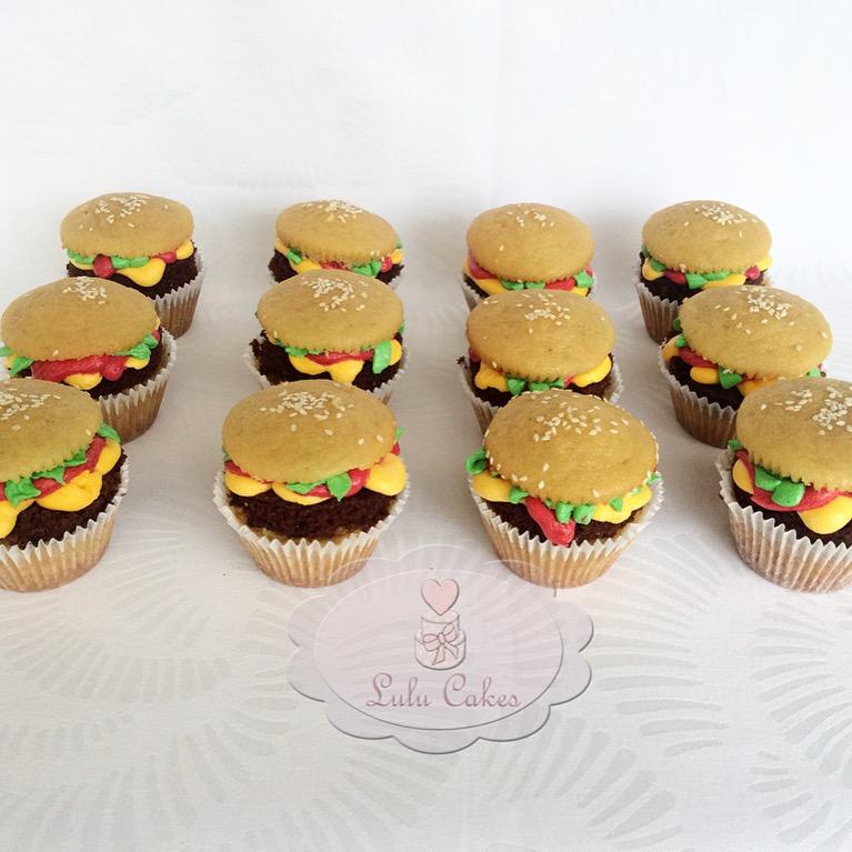 hamburgers 3D