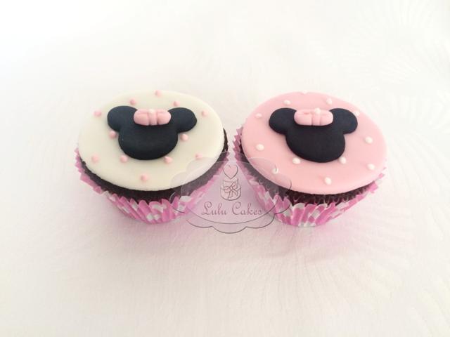 Cupcakes Minnie 2D