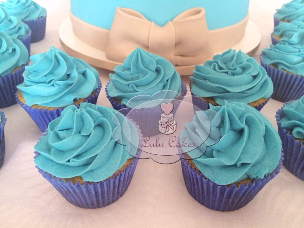 Cupcakes Twist Azul