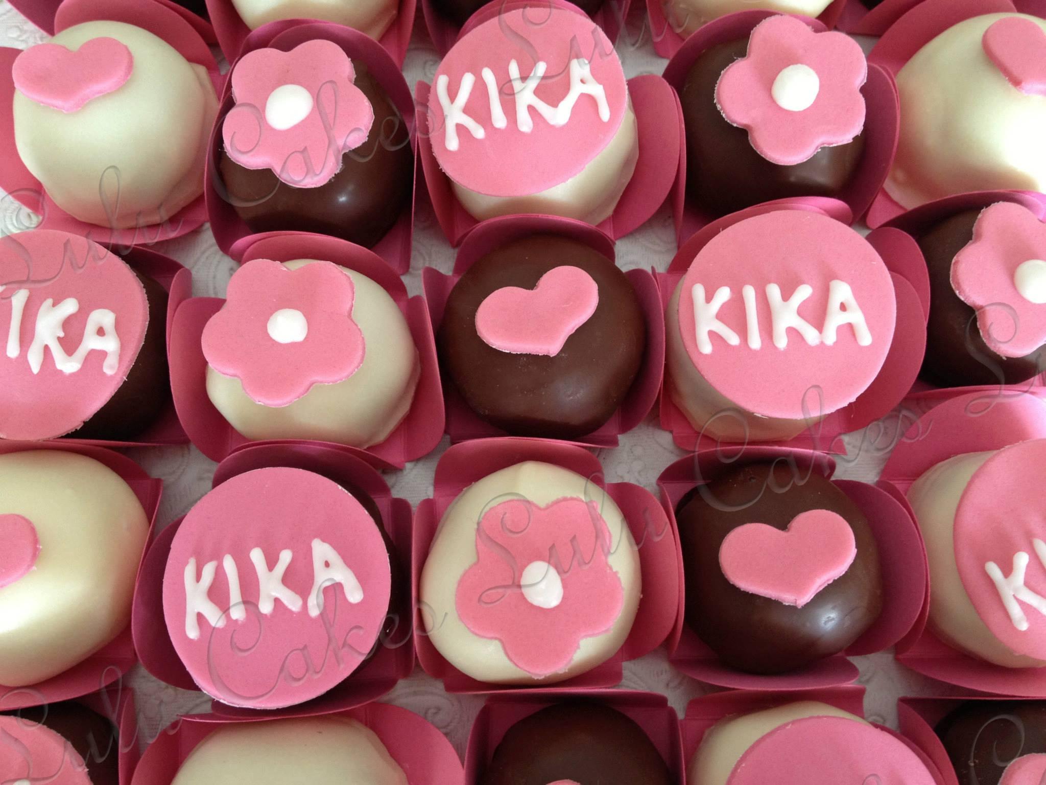 Cakeballs Personalizadas