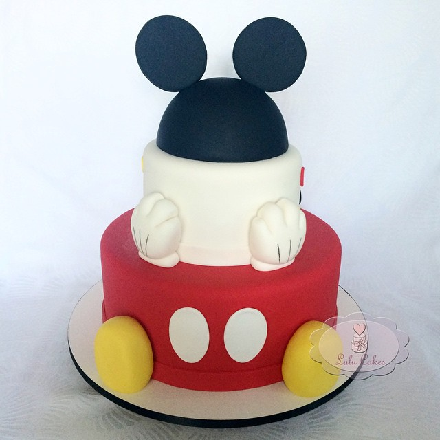 Bolo Mickey 1
