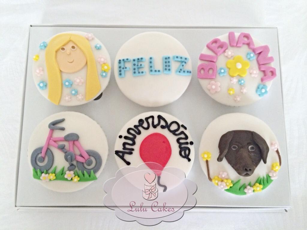 Cupcakes Aniversário