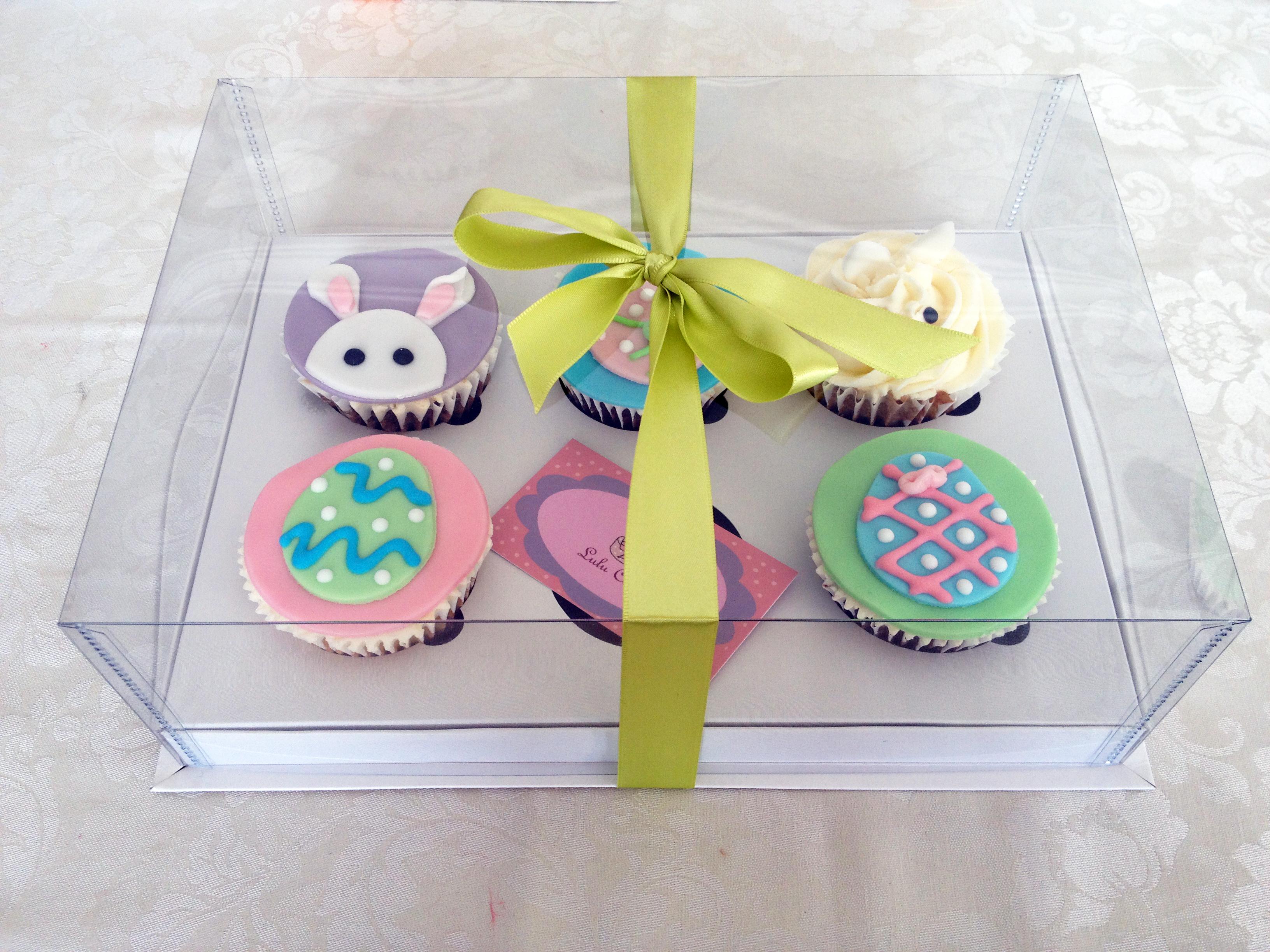Cupcakes Pascoa