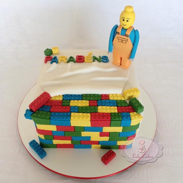 Bolo Lego 1