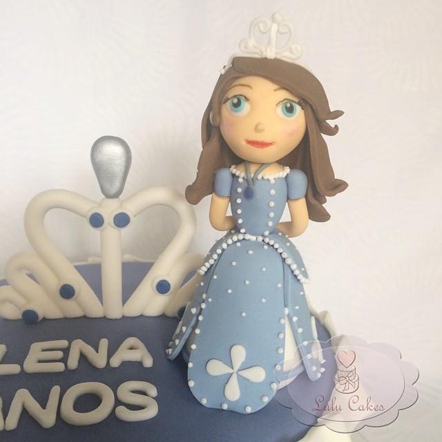 Princesa Sofia Boneca