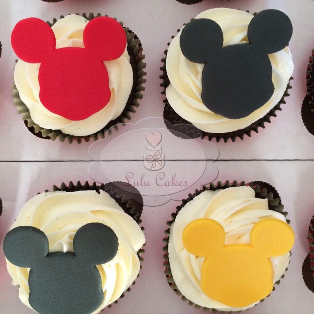 Cupcakes Twist Mickey Cores