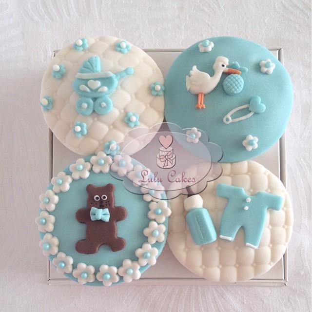 Cupcakes Chá de Bebê 3