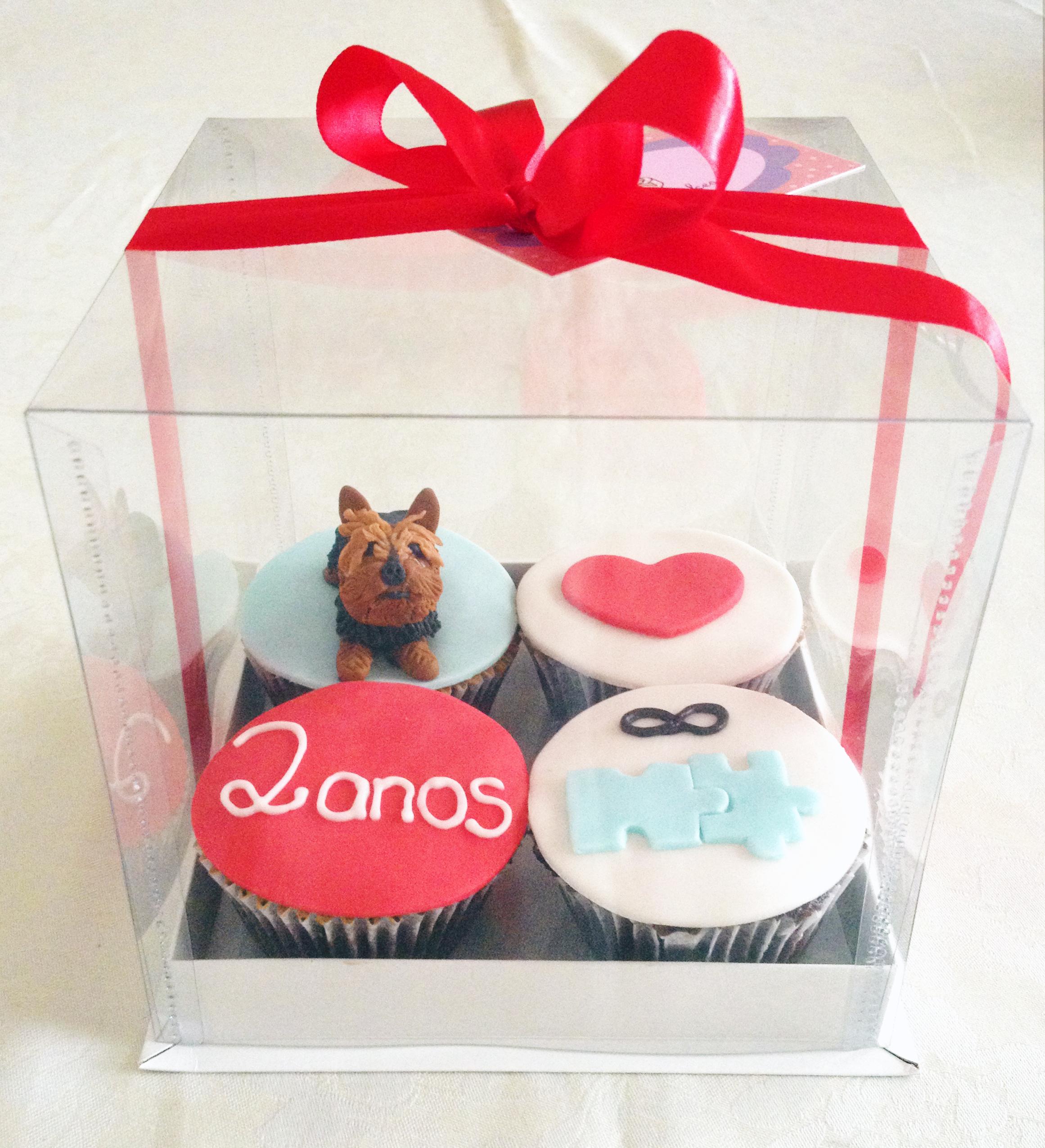 Cupcakes Namoro 3