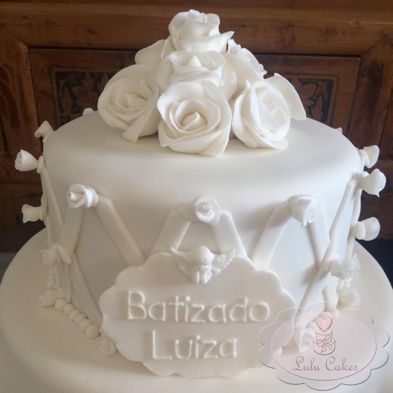Detalhe Batizado Luiza