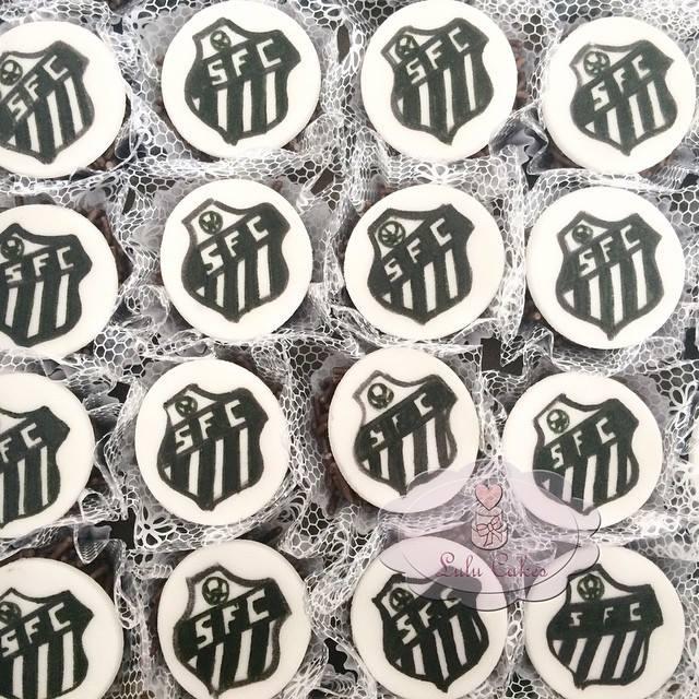 Logo do Santos F.C.