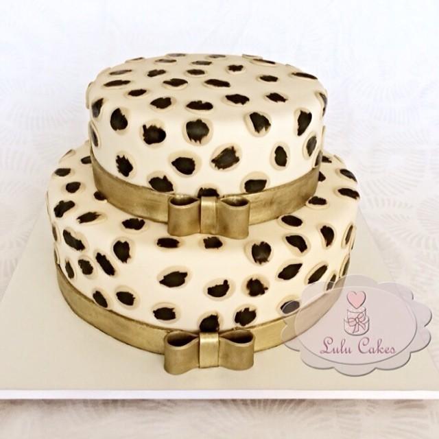 Bolo oncinha Lulu Cakes