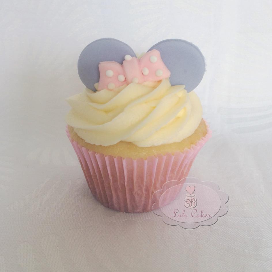Cupcake Twist Minnie Lilas