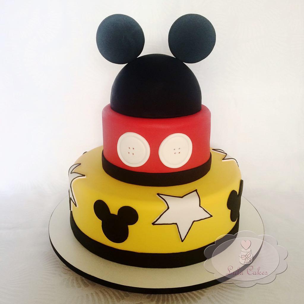 Bolo Mickey 2