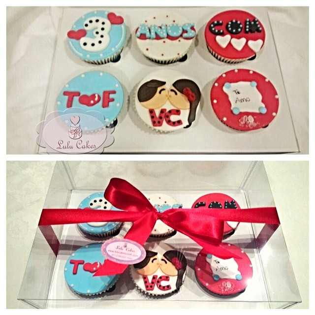 Cupcakes Namoro Beijo