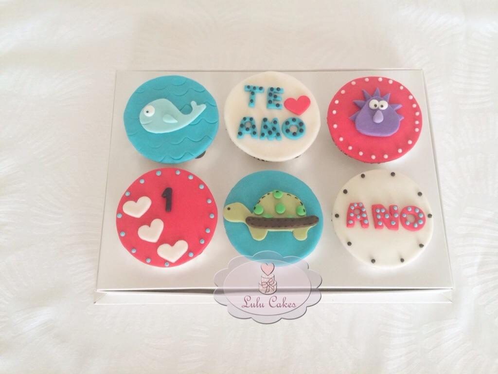 Cupcakes Namoro 1