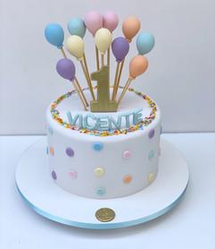 Aniversário Vicente
