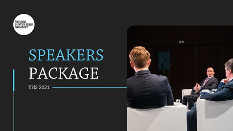 Speakers Package Cover