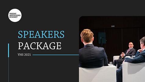 Speakers Package Cover