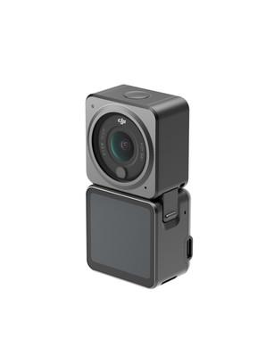 マグネット着脱式アクションカメラ、DJI Action 2が発表されました