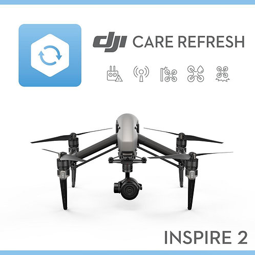 DJI DJI Care Refresh(Inspire 2)カード