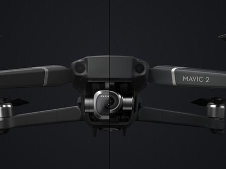 DJI Mavic 2 Pro/Zoomのファームウェア更新