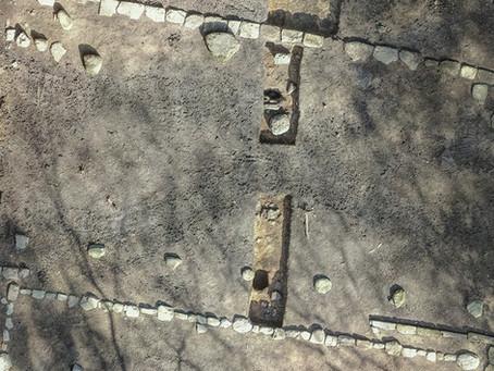 遺跡のオルソ画像作成
