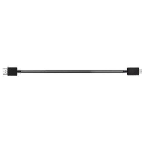 DJI R Mini-HDMI - HDMIケーブル (20 cm)