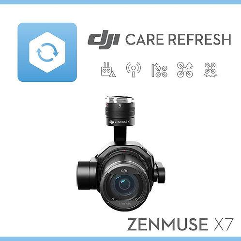 DJI DJI Care Refresh(Zenmuse X7)カード