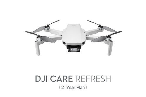 Card DJI Care Refresh 2-Year Plan (DJI Mini 2) JP