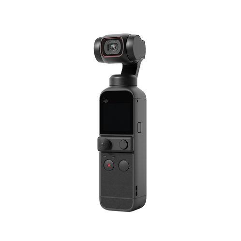 DJI Pocket 2 小型3軸ジンバルカメラ