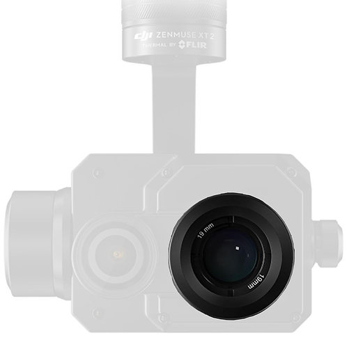 DJI ZENMUSE XT2(Res.336x256/レンズ9mm/フレームレート30Hz)