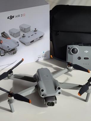 DJI AIR 2 S 発売開始!