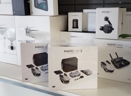 DJI Mavic Air 2発売開始です!
