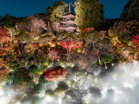 ホテル椿山荘東京の撮影をしました