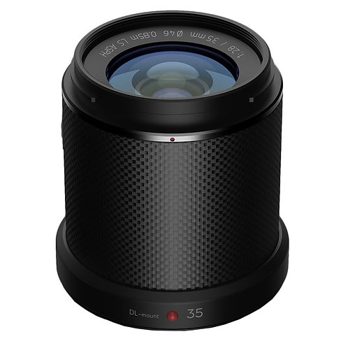 DJI Zenmuse X7用レンズ DL 35mm F2.8 LS ASPH