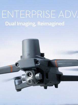 DJI Mavic 2 Enterprise Advanced 発表