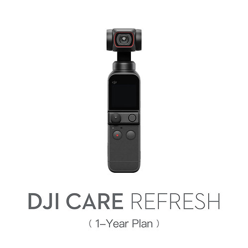 DJI Care Refresh(DJI Pocket 2) 2年版