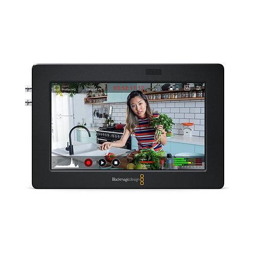 BlackmagicDesign HYPERD/AVIDA03/5 Video Assist 5インチ 3G
