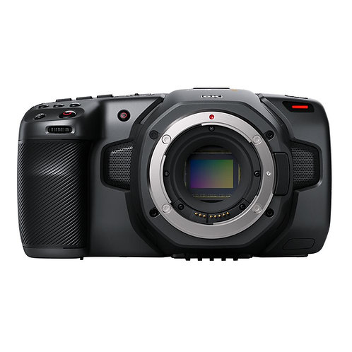 Blackmagic CINECAMPOCHDEF6K Pocket Cinema Camera 6K
